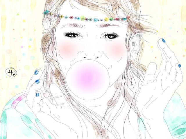 Bubble Gum Mode