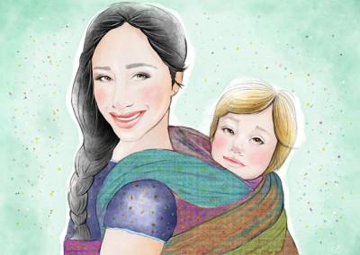 baby-wearing-custom-portrait-3