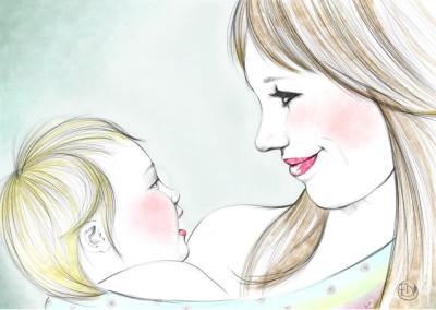 babywraps-custom-painting-portrait-3