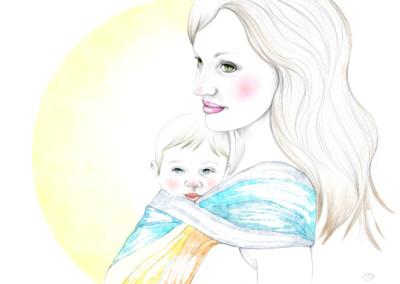 babywraps-custom-painting-portrait-4